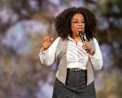 Oprah Winfrey takes on racism in new talk show series