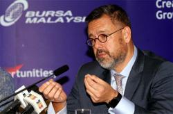 Bursa Malaysia 2Q net profit surges to RM86.22m, shares at record high