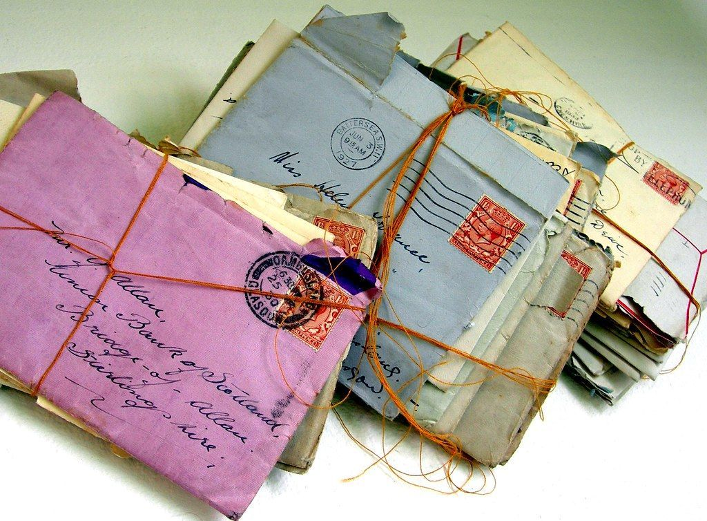 Getting a letter by post is always thrilling and quite different from getting a ping on your phone. Photo: visualhunt
