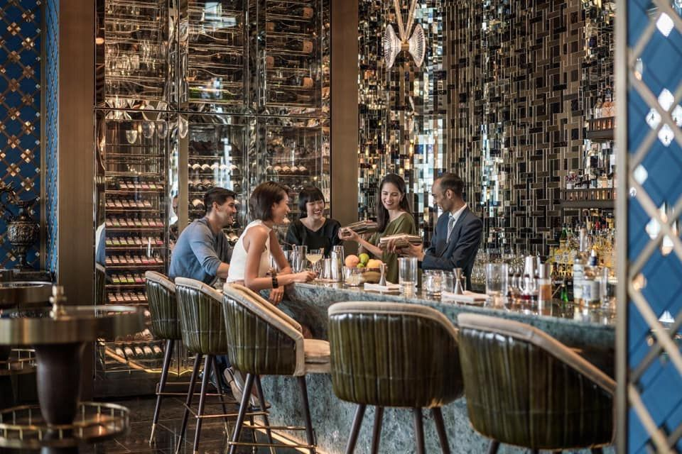 Bar Trigona was the highest ranked Malaysian bar at No.14, and also won the Sustainable Bar Award. Photo: Facebook/Bar Trigona