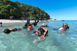 Pulau Kapas sees surge in tourist arrivals