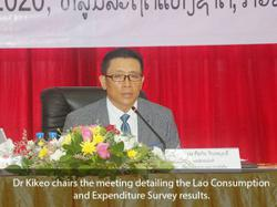 Poverty rate in Laos down to 18.3 per cent