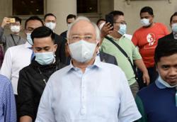 Najib settles bail of RM1mil