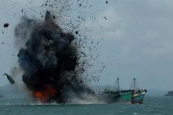 Indonesia detains Vietnam boat with two tonnes of fish