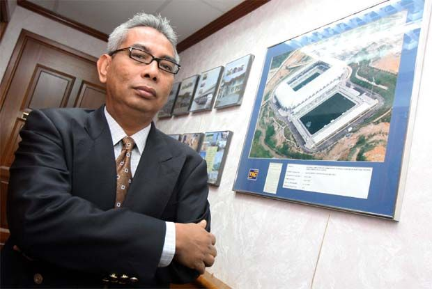 Managing director Tan Sri Sufri Mohd Zin (pic) said the company currently has RM1.5bil in terms of order book which will last until 2022, and is eyeing another RM1.5bil in terms of tenders to replenish the current order book standing.