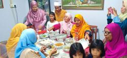 Klang Valley residents thankful for chance to celebrate in hometowns