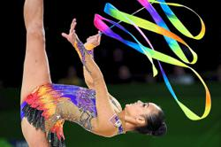 Top rhythmic gymnast calls it quits to run dance studio