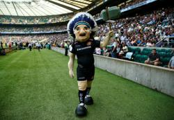 Exeter Chiefs keep logo, but retire mascot 'Big Chief'