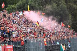 Italian Grand Prix at Monza to run without spectators