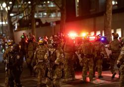 U.S., Oregon agree to phase out federal agents from Portland