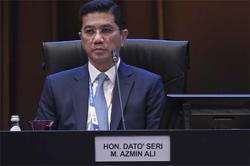 Azmin: Action plans solidify Asean-Japan efforts in fighting virus