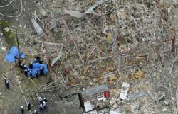 Suspected gas leak in northern Japan kills 1, injures 17