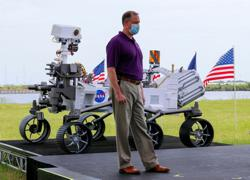 Launch set for NASA's next-generation Mars rover Perseverance