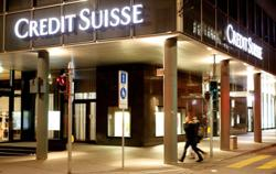 Credit Suisse to merge investment banking units, posts 2Q profit hike
