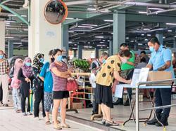 Tighter SOP for Sibu markets