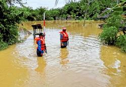 More floods in Sarawak sign of ecological distress
