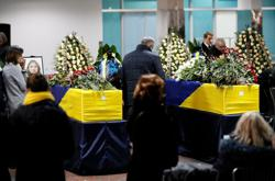 Ukraine welcomes 'constructive' first talks with Iran on downing of airliner