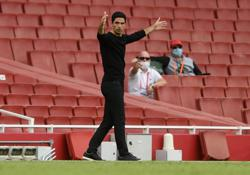 Arsenal not haunted by Europa League loss to Chelsea, says Arteta