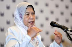 Law to address racial discrimination in property market to be tabled in Parliament, says Zuraida