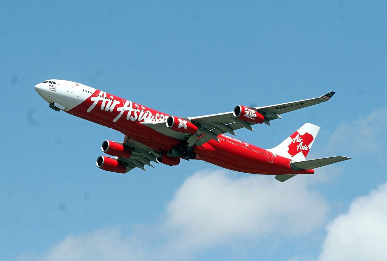 Turbulent times: Even as domestic air travel starts to improve as Malaysia moves to a more lax recovery MCO, AirAsia X will not enjoy any advantage as it is a long haul, low-cost airline.