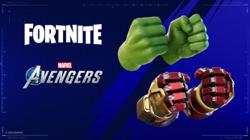 Fortnite players to get Hulk-style fists in August Avengers beta test crossover