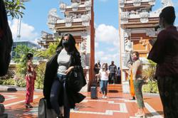 Bali reopens for local tourists