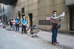Hong Kong postpones polls
