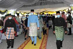 Sultan Nazrin: Leaders should set the best example