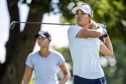 Kang takes early lead in Ohio as LPGA returns