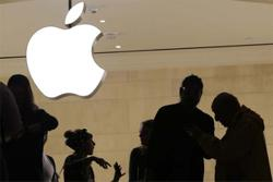 Apple tops Saudi Aramco as most valuable publicly listed company