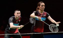 Gender equality the answer for doubles pair