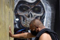 Mexico's coronavirus death toll becomes third highest worldwide