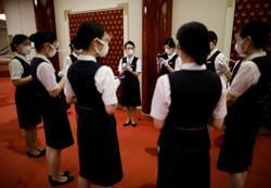 Japan's kabuki theatre resumes, socially distanced, after coronavirus hiatus