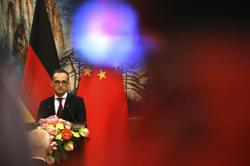 China blasts Germany's suspension of Hong Kong extradition deal