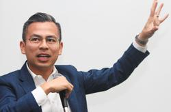 Fahmi: Defections in Sabah govt a PKR inside job? Don't spread slander
