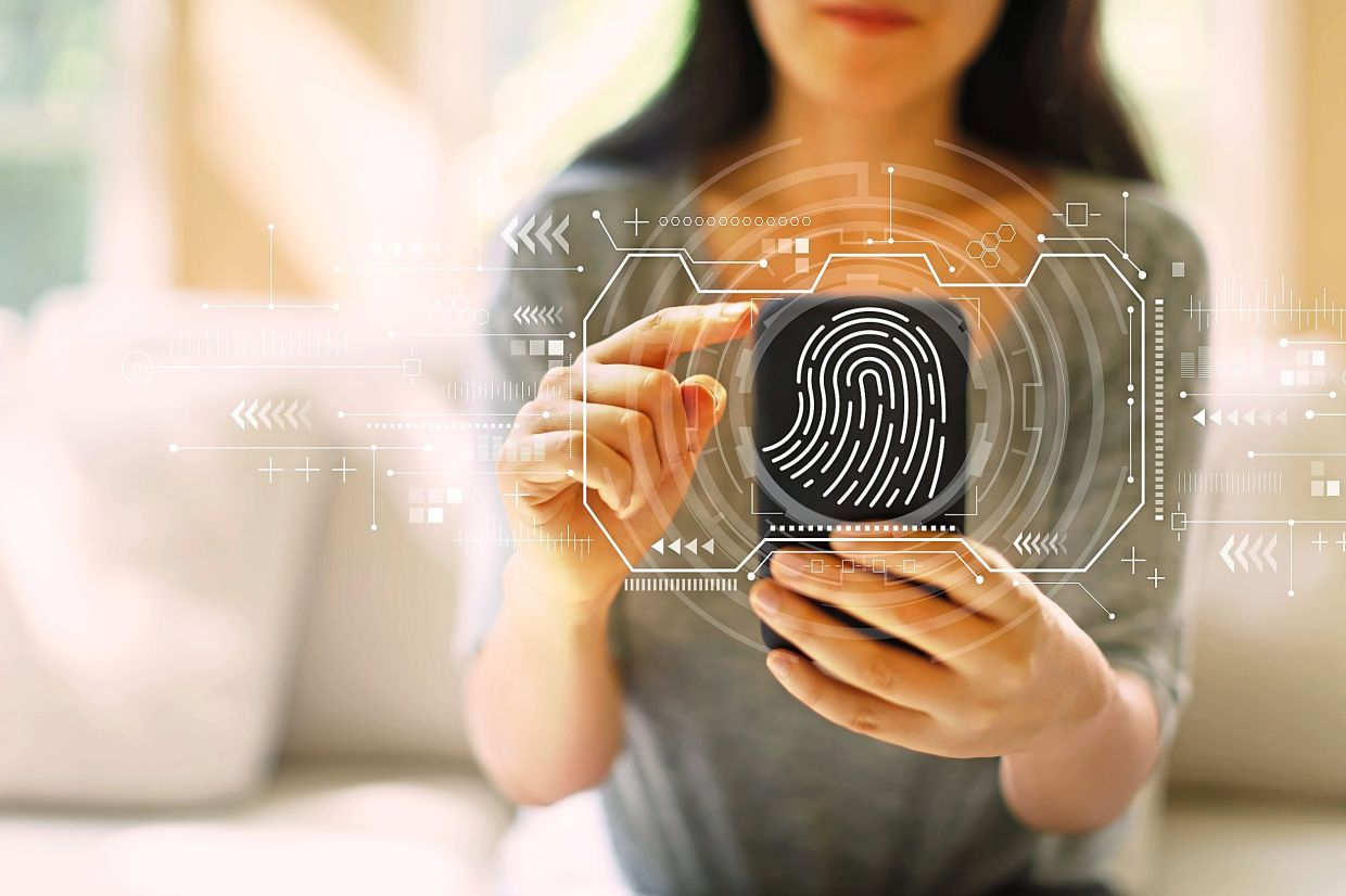NDI is an electronic ID that includes biometric technology for authentication such as fingerprint, facial or iris scanning. — 123rf.com