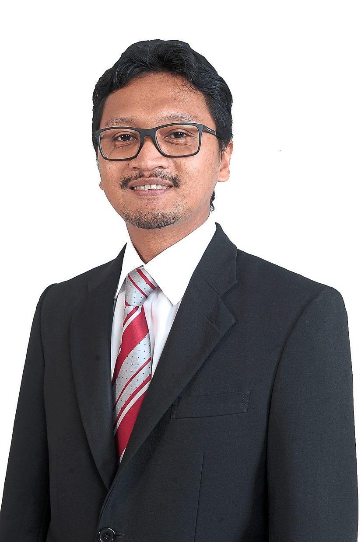 Prof Dr M. Iqbal Saripan