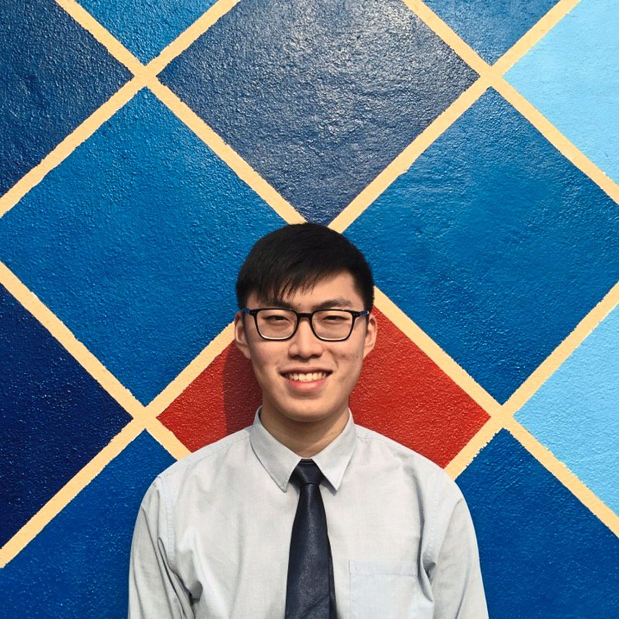 Yong Xun created the app to give students an alternative option to study anywhere and anytime, without having to lug their thick revision books wherever they go.