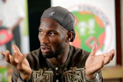 Drogba submits candidacy to become Ivory Coast FA president