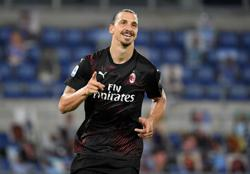 Ibrahimovic scores after missing penalty in Milan win over Cagliari