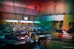 More stringent health measures in Parliament