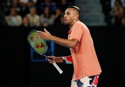 Australia's Kyrgios withdraws from U.S. Open