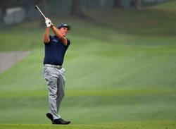 Golf - 'This is so much fun': Mickelson sees game coming together in Memphis