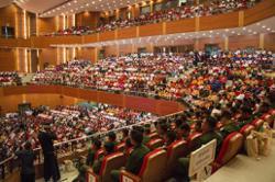 Myanmar postpones Panglong peace conference to 3rd week of August