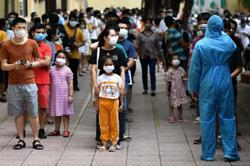 Vietnam to test 1.1 million people in city at centre of outbreak