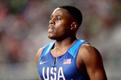 Athletics: Lyles says Coleman must be more responsible after missed tests