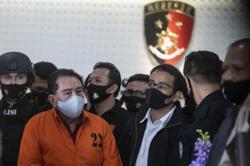Indonesia: Police following money trail in Djoko Tjandra's flight