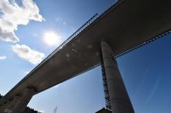 Genoa's new bridge puts spotlight on how Italy can manage recovery