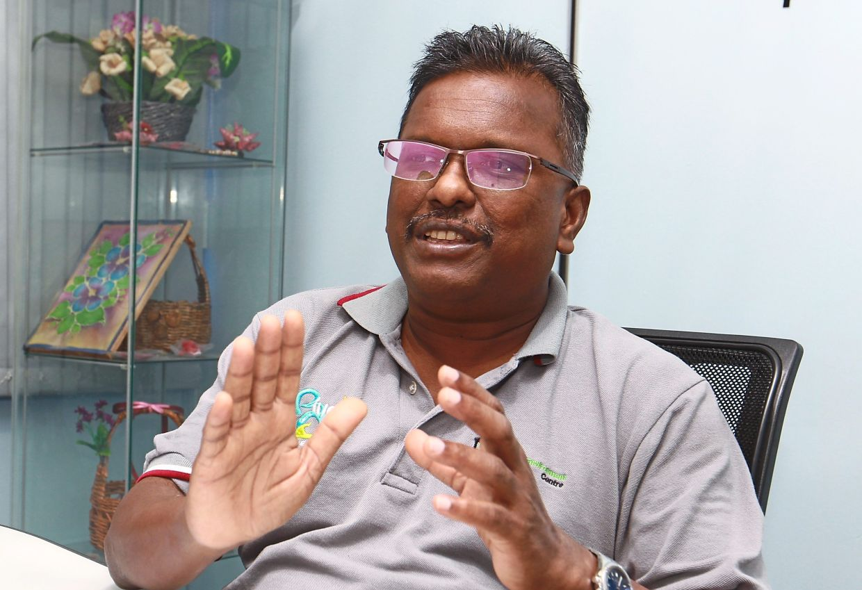 Kalithasan says the public should be the authorities' eyes and ears in reporting illegal activities taking place near rivers.