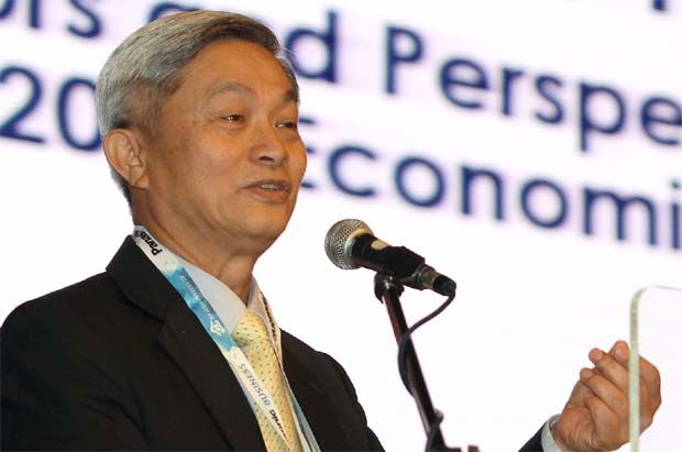 Sunway University professor of economics Yeah Kim Leng